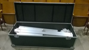 16' x 9' screen case